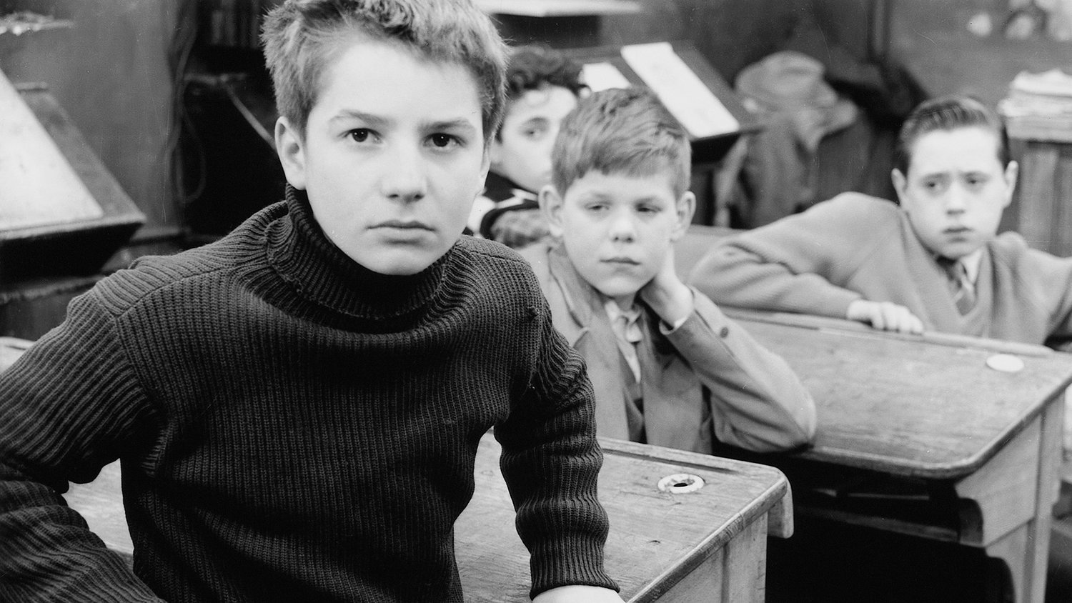 The 400 Blows films set in school