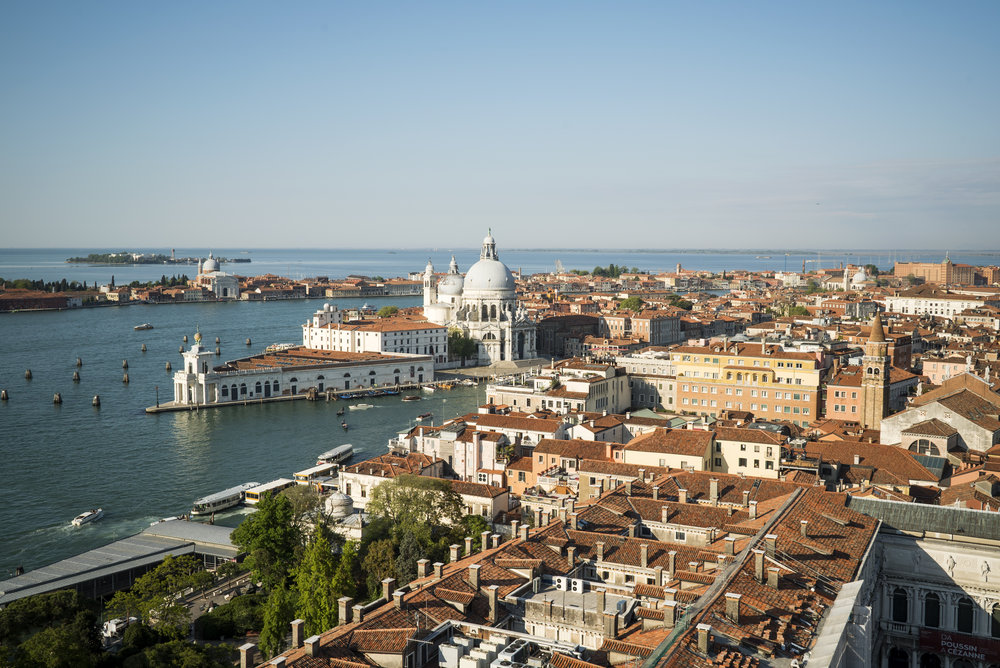 Campanile views of Venice 6 © EXHIBITION ON SCREEN (David Bickerstaff)