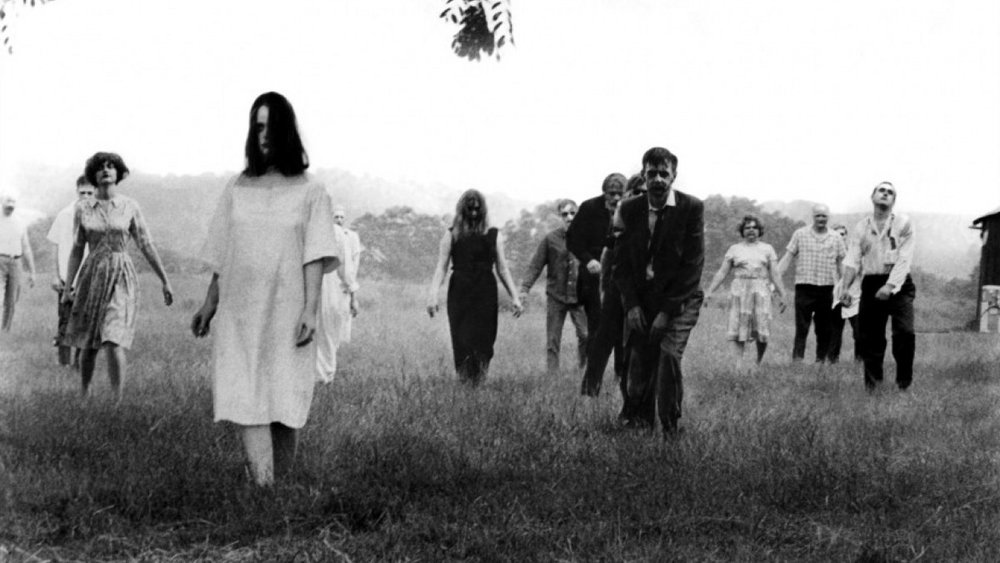 George Romero's  Night of the Living Dead  (1968)