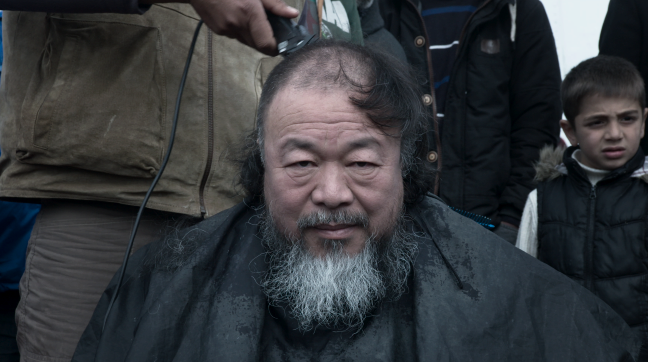 Human Flow + Q&A with Ai Weiwei, Jon Snow and special guests (live via satellite)