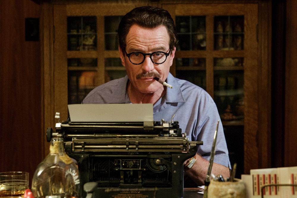 Bryan Cranston as Dalton Trumbo in  Trumbo (2015)