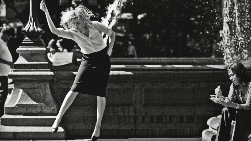 Greta Gerwig in  Frances Ha  (2012)