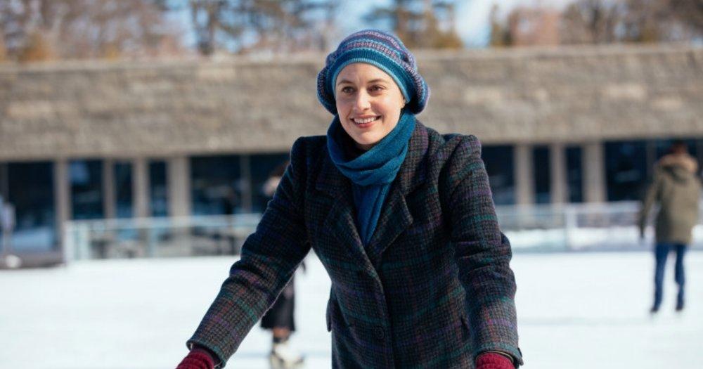 Greta Gerwig in  Maggie's Plan  (2015)