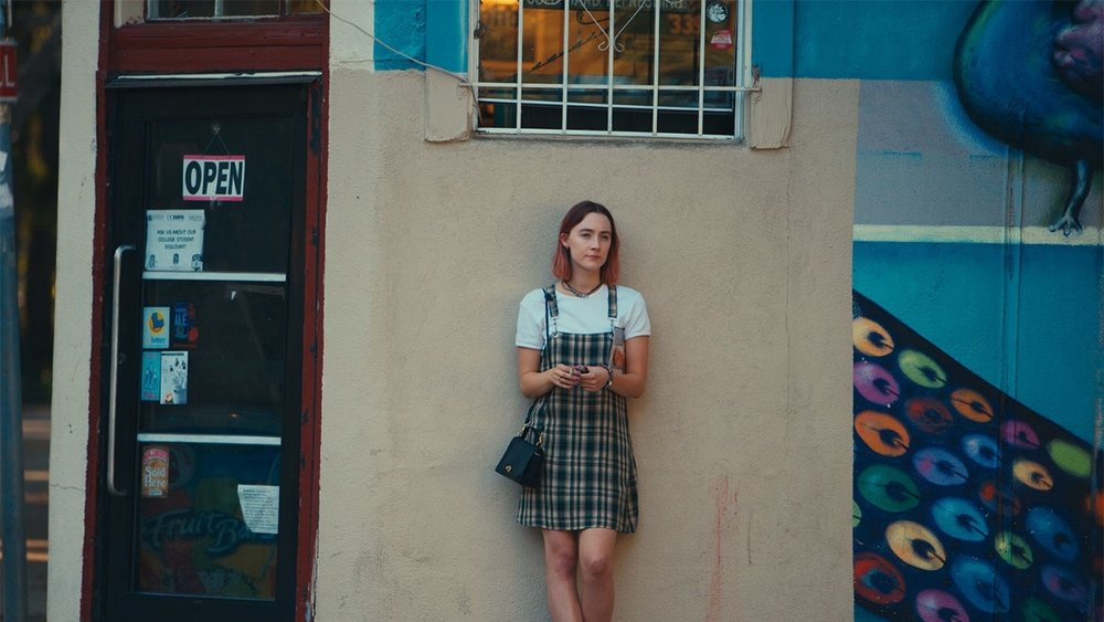 Saoirse Ronan in  Lady Bird  (2017)