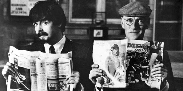 Richard Lester's  A Hard Day's Night  (1964)