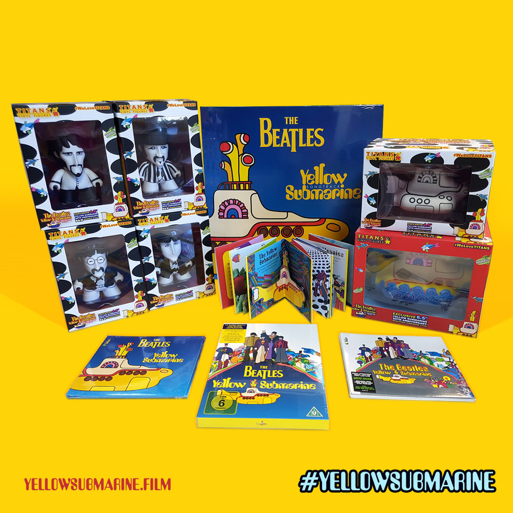 Yellow Submarine prize
