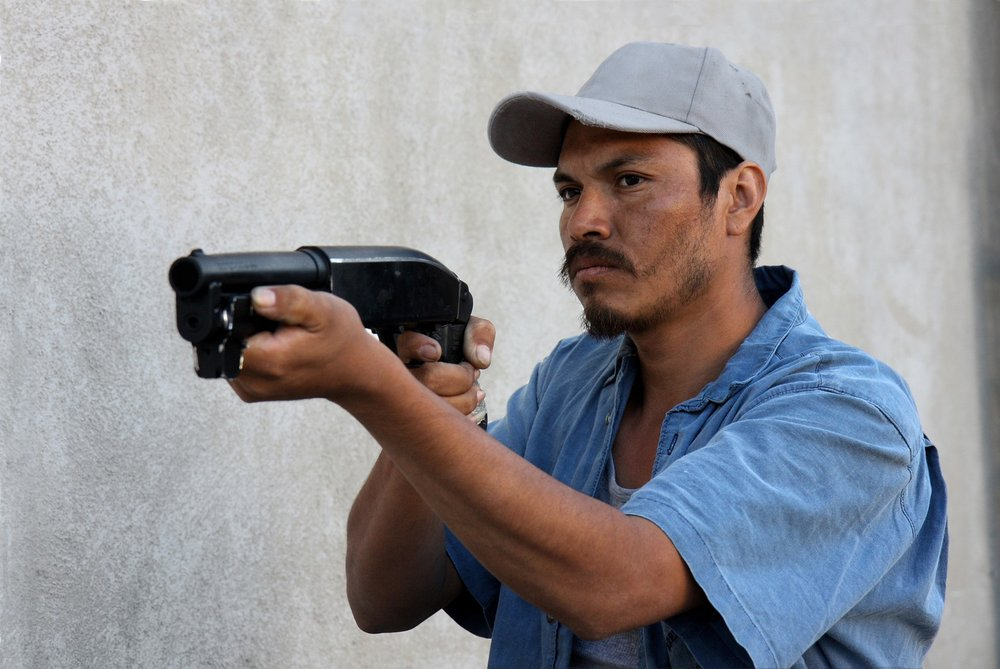 Los Bastardos  (2008), dir.Amat Escalante