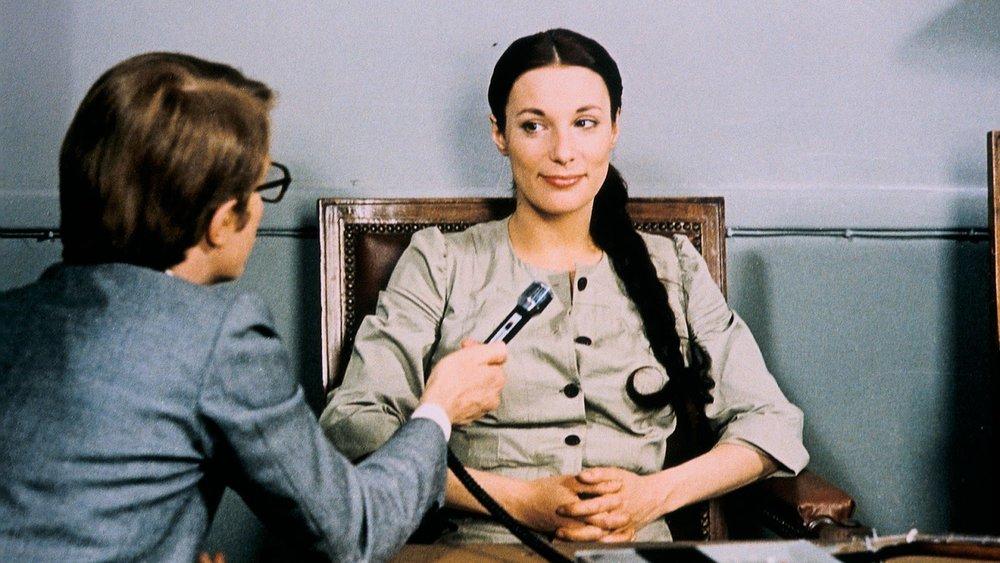 A Gorgeous Girl Like Me  (1972), dir.François Truffaut