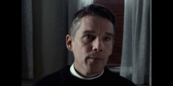 Rev. Toller ( First Reformed)