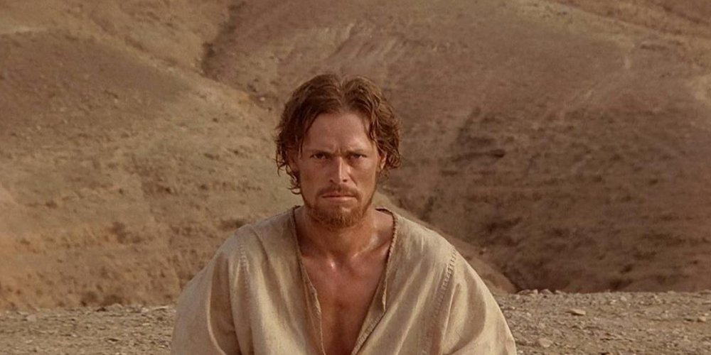 The Last Temptation of Christ  (1988), dir. Martin Scorsese