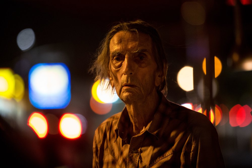 Harry Dean Stanton in  Lucky  (2018)