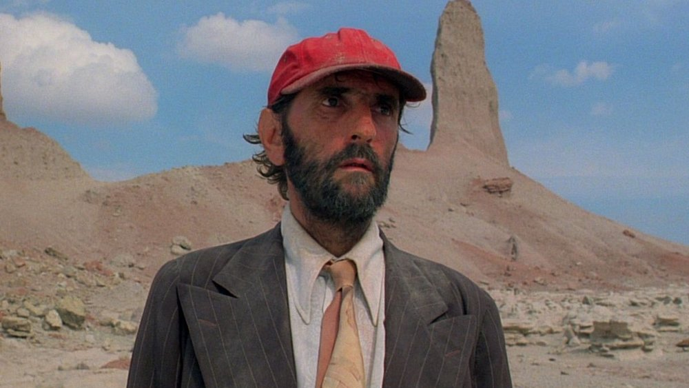 Harry Dean Stanton in  Paris, Texas  (1984)