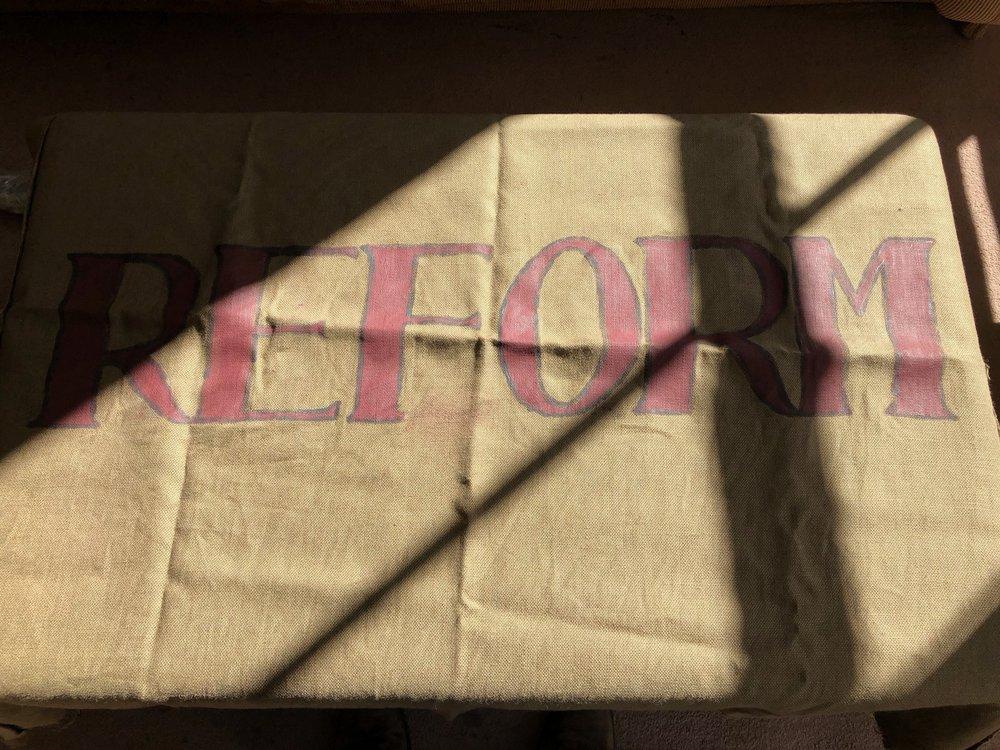 """Reform"""