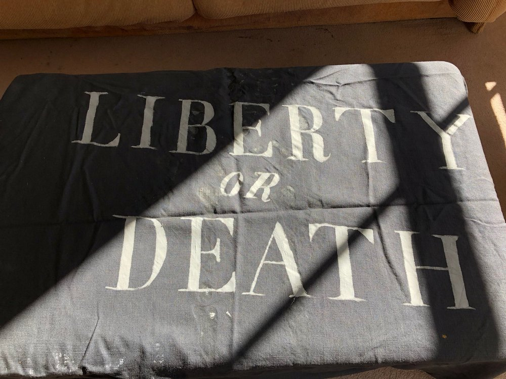 """Liberty or Death"""