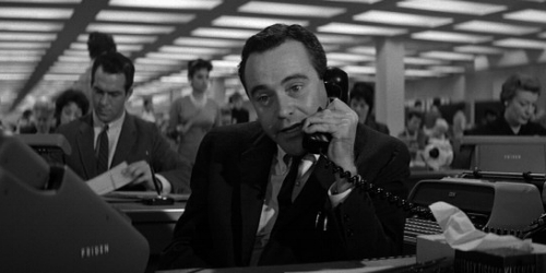 Jack Lemmon in  The Apartment  (1960)