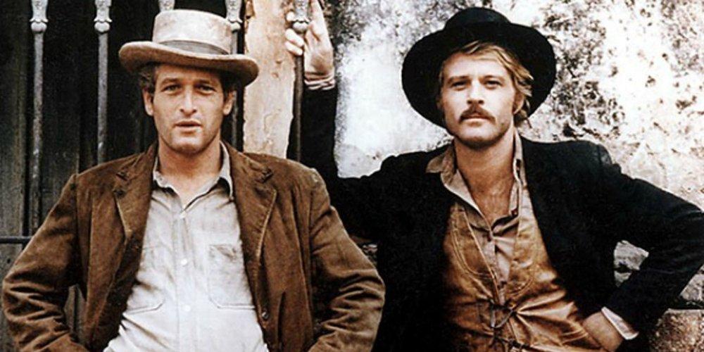 Butch Cassidy and the Sundance Kid  (1967)