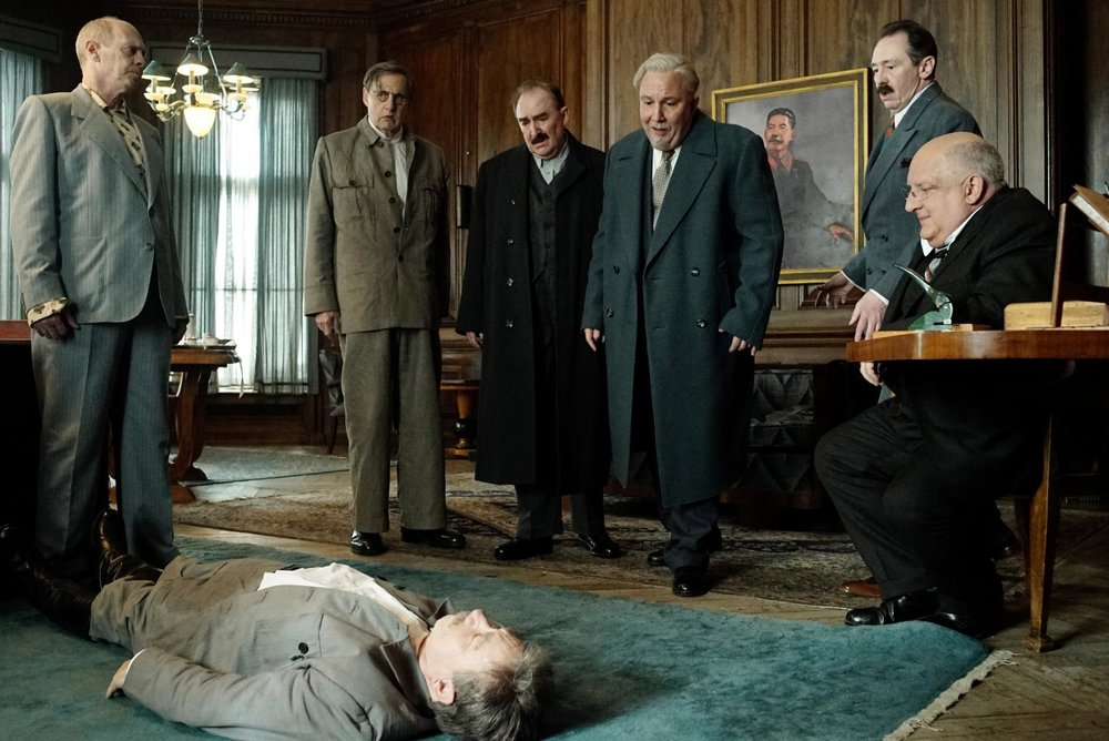 The Death of Stalin , directed by Armando Iannucci, won the prize for European Comedy