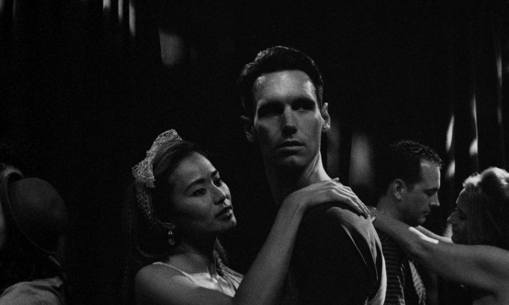 Jamie Chung and Cory Michael Smith in  1985  (2018)