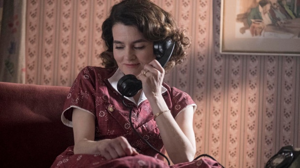 Shirley Henderson as Lucille Hardy