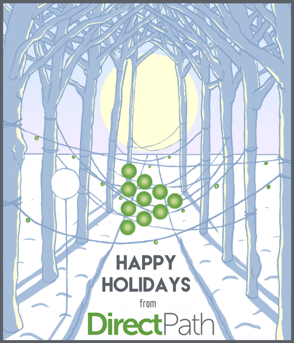 DirectPath Holiday Card 2016