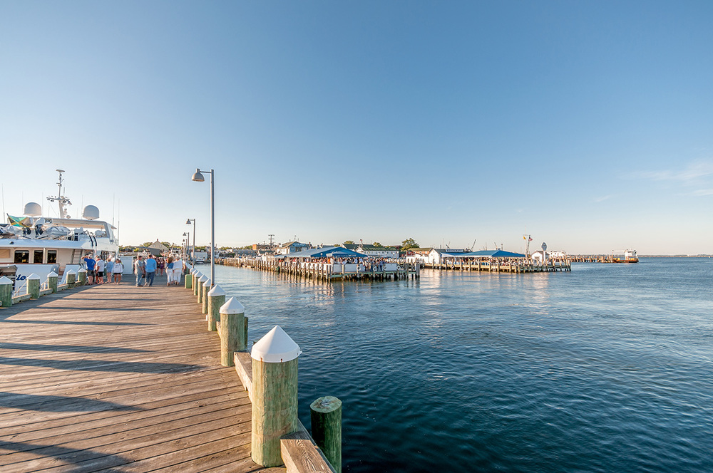 Waterside restaurants, Greenport
