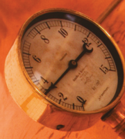 CELIA pressure monitor fortrue craft brewing