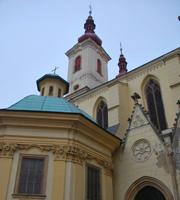 CELIAlocal town church in zatec
