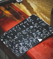 CELIA chalkboard fortrue craft brewing
