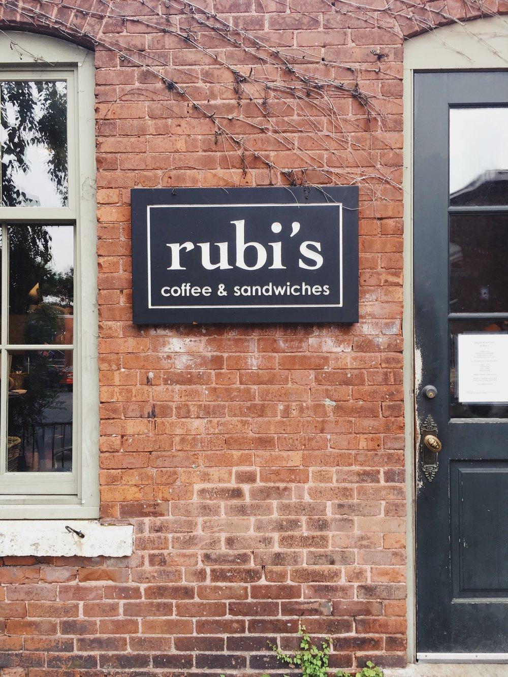 RUBI'S IN GREAT BARRINGTON