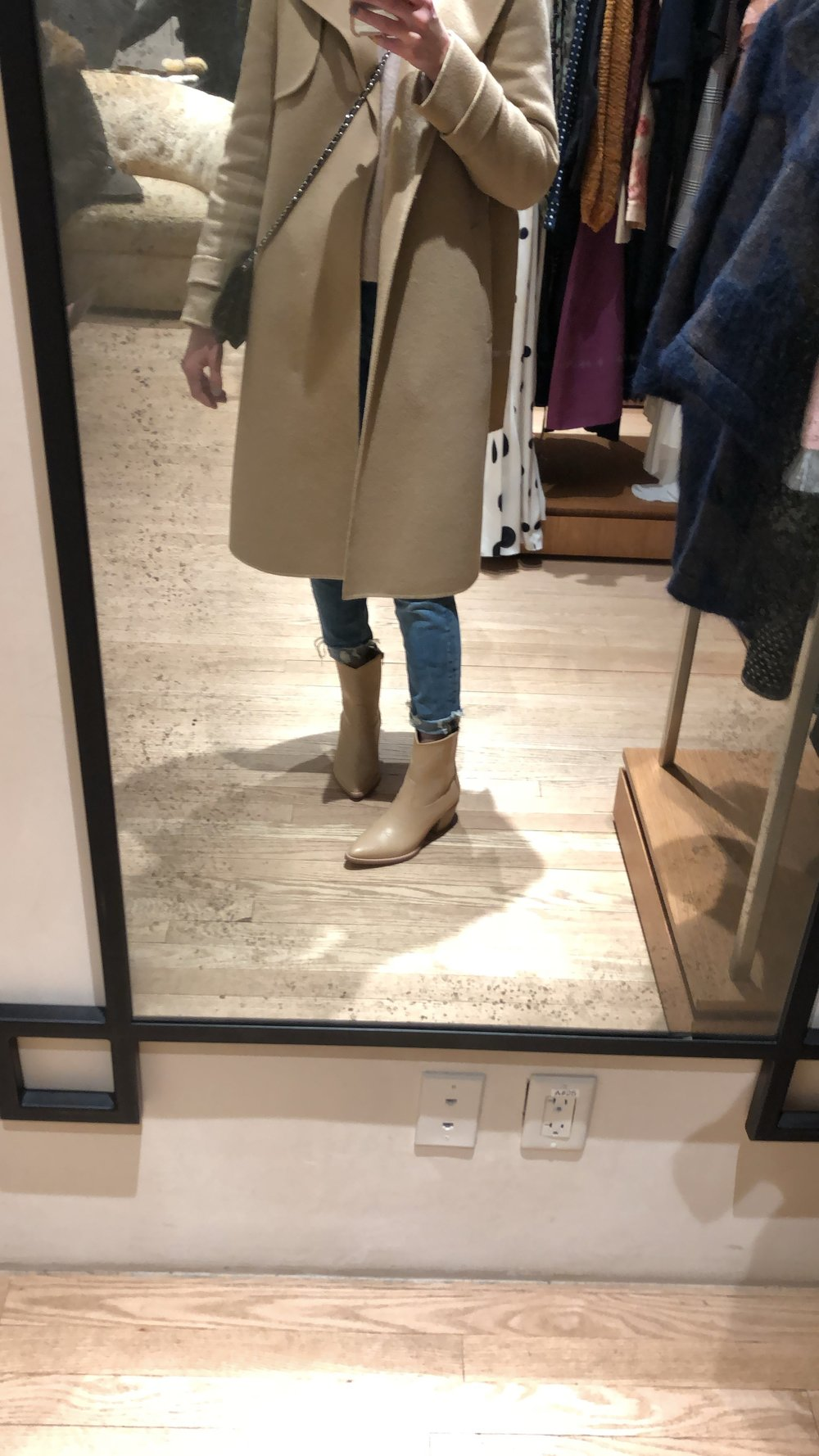 The Real Real - these boots came home with me and I will always remember this little getaway when I put them on. My favorite way to shop on vacation is to go to many stores, observe, and then pick on special thing!