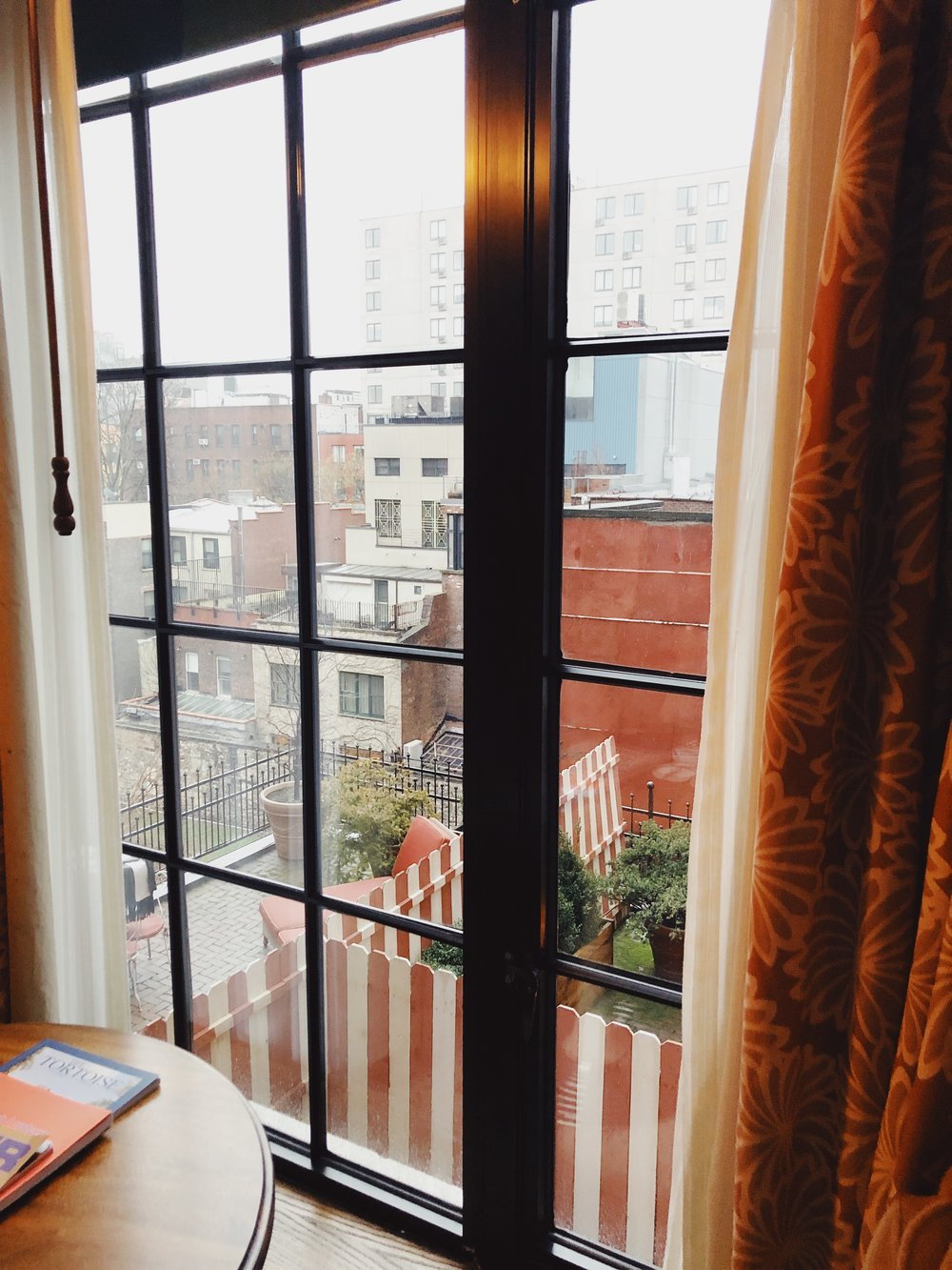 THE BOWERY HOTEL -