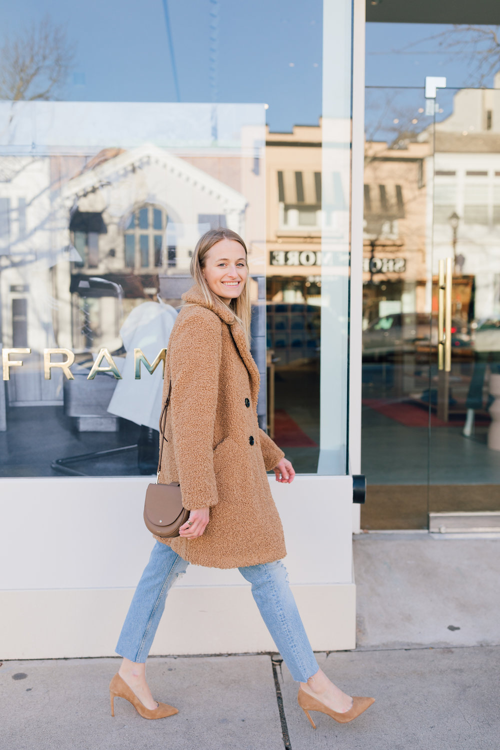 shop bop-sale-thegirlguide-stephanietrotta-sherpa-coat