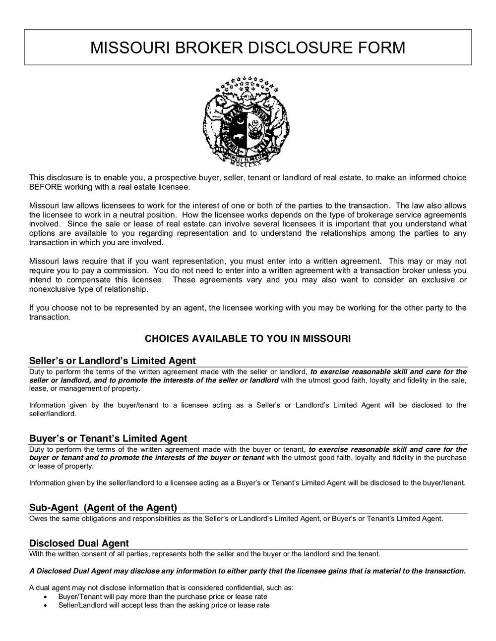 Avenue MO Broker's Disclosures p1.jpg