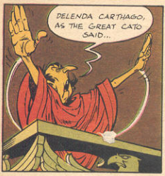 delenda carthago preempted