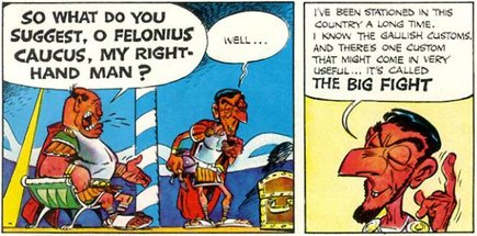 asterix historically accurate