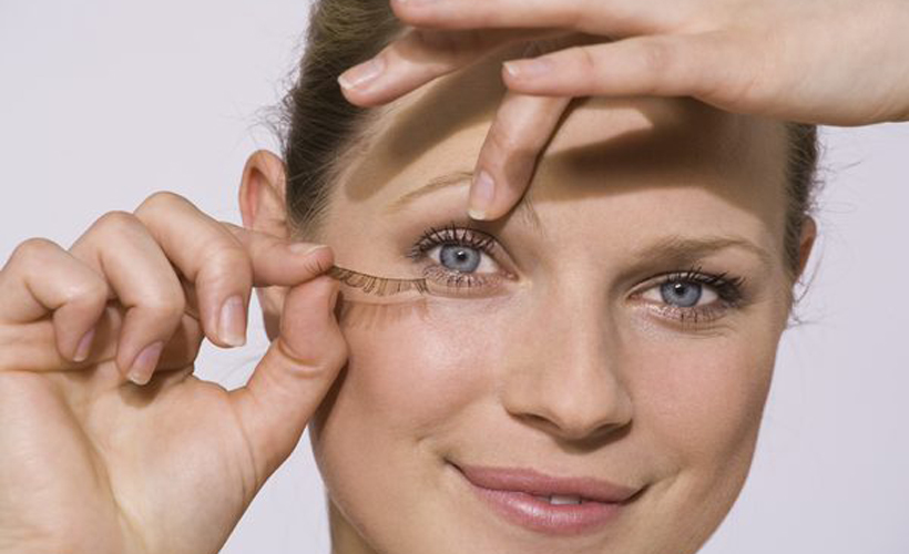 5 Pairs of Eyelashes You Will Never Put On Right - Read it on Reductress!