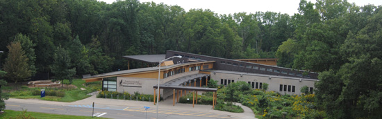 Environmental Interpretive Center (EIC)