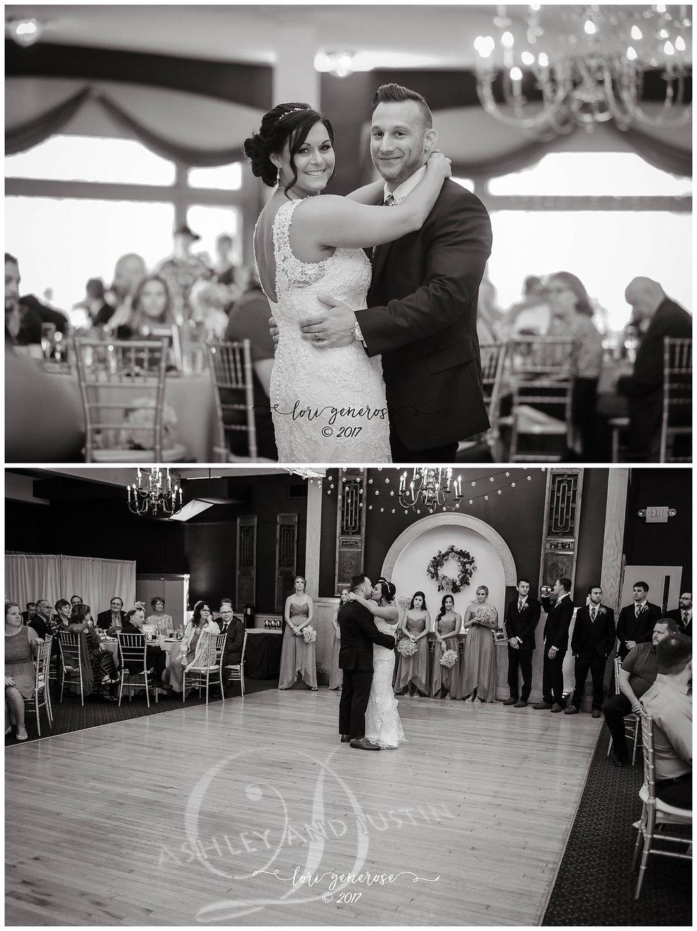 brideandgroomfirstdanceweddingreceptionfallweddingatshawneeinnaandskiresort.jpg