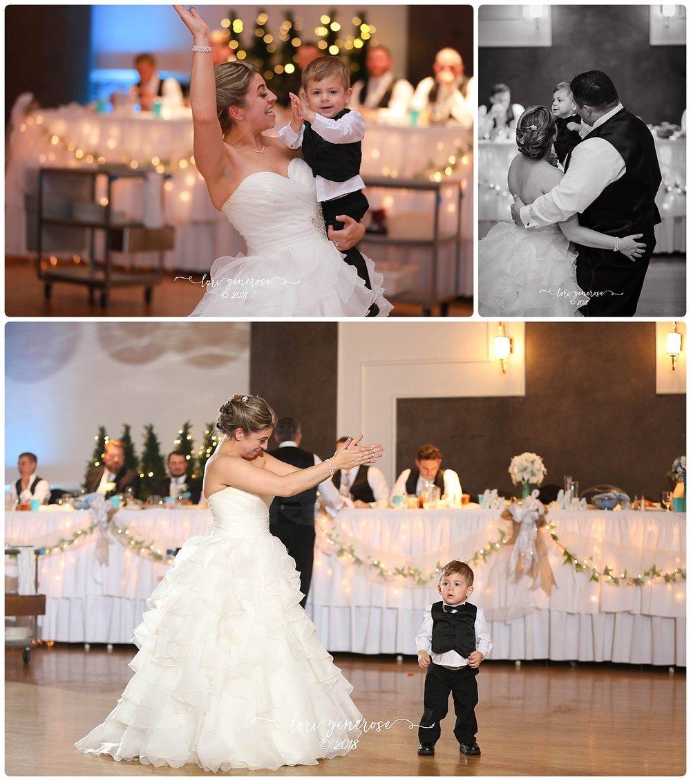 weddingbrideandgroomdancingwithsonreceptionatnorthamptoncommunitycenternorthamptonpalgphotography.jpg