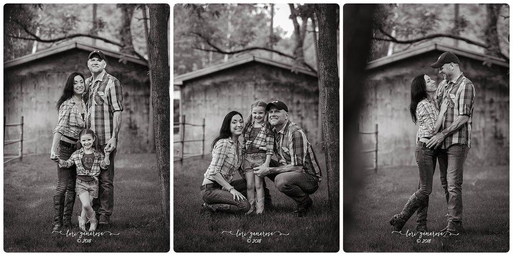 lgphotographylorigeneroseoutdooronlocationfamilysessionhorsefarmfatherdaughterblackandwhite.jpg