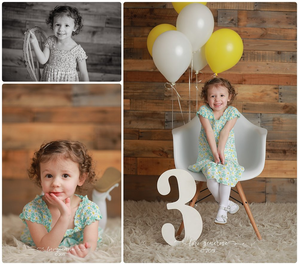 Oh, Hannah 💚 Precious girl is almost three already! She did great for her pictures once she realized I was only crazy, not crazy and scary 😉