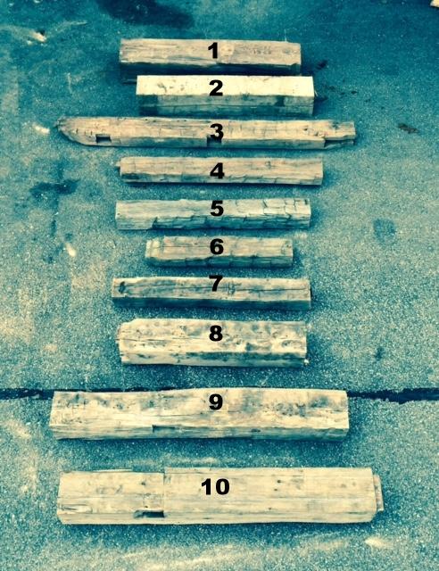 """Mantel dimensions:  1) 10""""x10""""x59""""  2) 9""""x9""""x57""""  3) 8""""x6""""x92""""  4) 6""""x6""""x60""""  5) 6""""x7""""x56""""  6) 7""""x7""""x40""""  7) 7""""x6""""x54""""  8) 10""""x10""""x48""""  9) 10""""x10""""x72""""  10) 10""""x11""""x72"""""""
