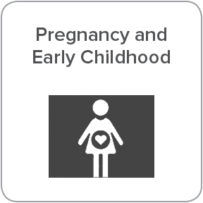 Patient education for pregnancy and early childhood care