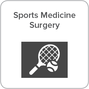 Patient education for sports medicine surgery