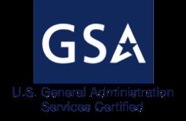 GSA-certified