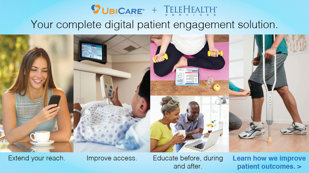 UbiCare_TeleHealth_partnership