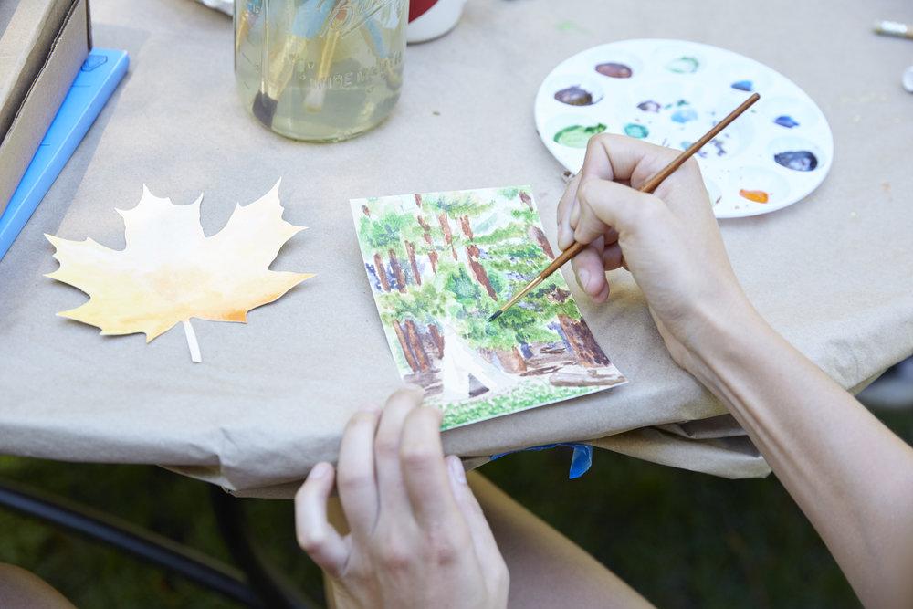 Camp Navarro_Camp Battery Teepee Painting_Photo Credit Marla Aufmuth.jpg