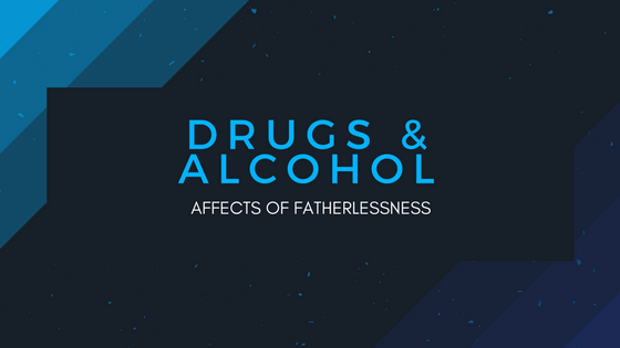 """Fatherless children are at a dramatically greater risk of drug and alcohol abuse.""  –  The U.S. Department of Health and Human Services.  National Center for Health Statistics.  Survey on Child Health.   ""Teenagers living in single-parent households are more likely to abuse alcohol and at an earlier age compared to children reared in two-parent households."" – The Effects of Family Cohesiveness and Peer Encouragement on the Development of Adolescent Alcohol Use.  A Cohort-Sequential Approach to the Analysis of Longitudinal Data, Journal of Studies on Alcohol 55 (1994)  ""The absence of the father in a home affects significantly the behavior of adolescents and results in the greater use of alcohol and marijuana."" – Deane Scott Berman, Risk Factors Leading to Adolescent Substance Abuse, Adolescence 30 (1999)"