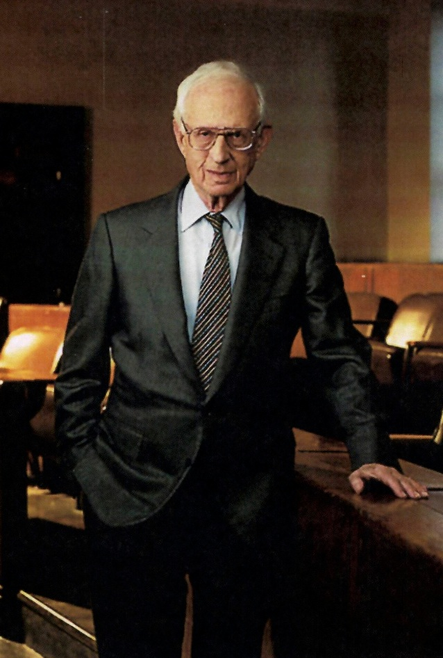 Robert Morgenthau