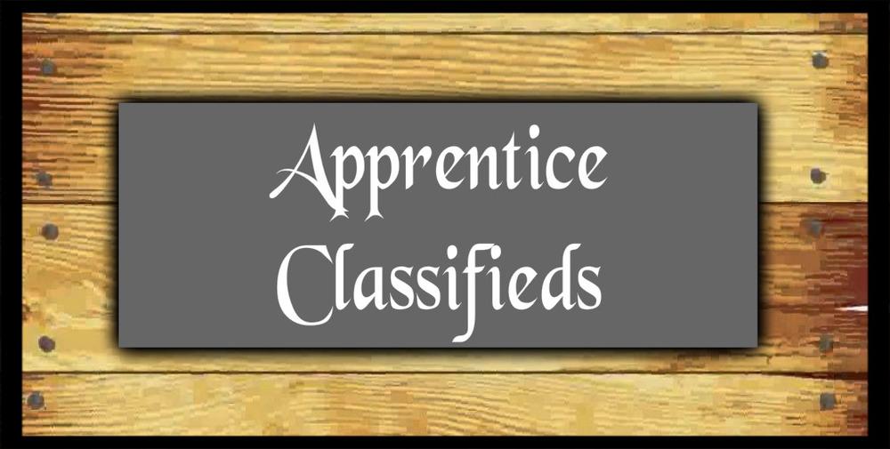 Farrier Apprentice Classifieds